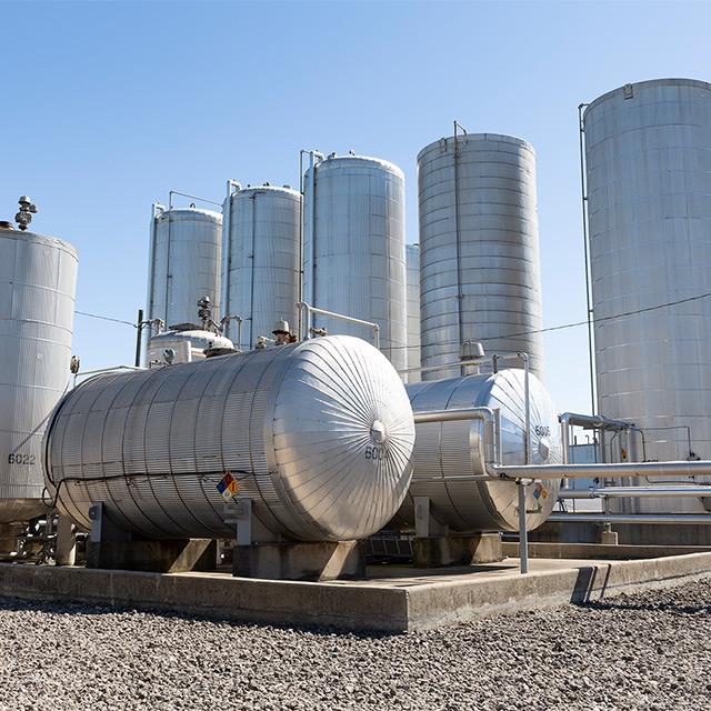 Steel ACS Tech product silos
