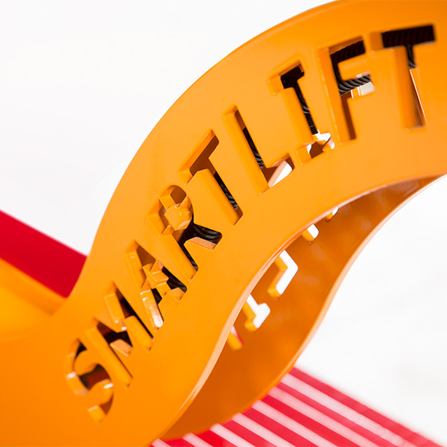 Closeup of SmartLift® cutout